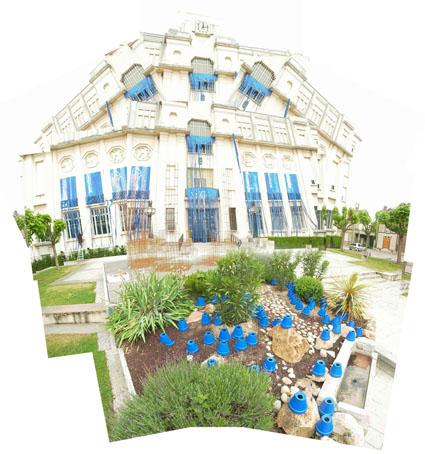 Jardin Utopique Biapi Ecosystemz